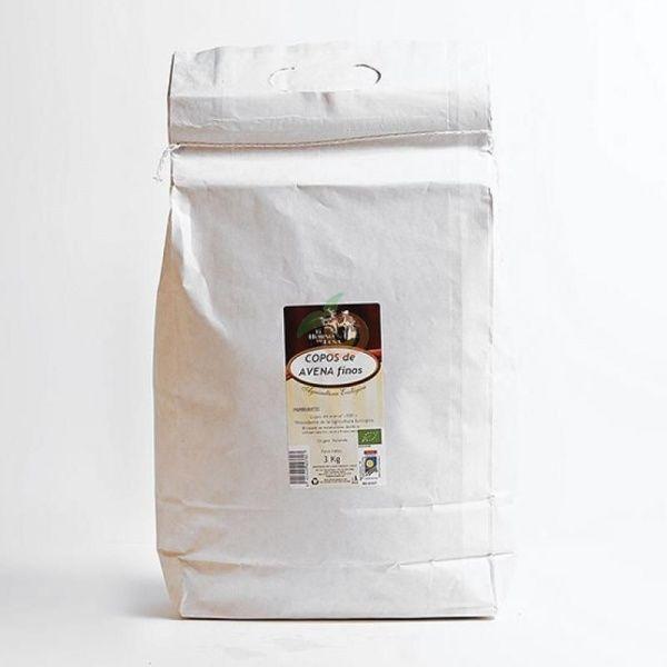 Copos de avena finos eco 3 kg el horno de leña