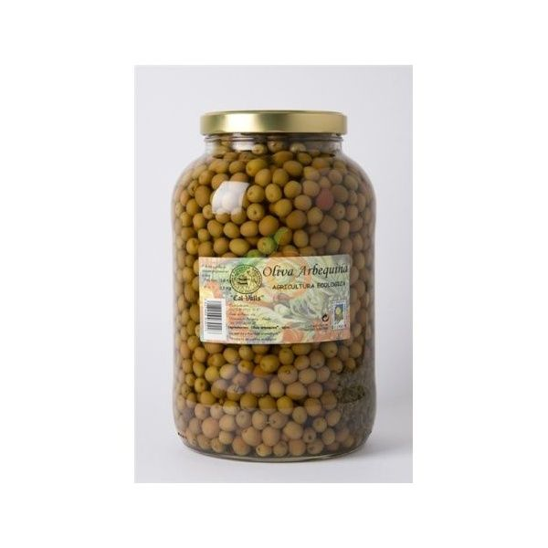 Aceitunas arbequinas 2.5 kg  cal valls