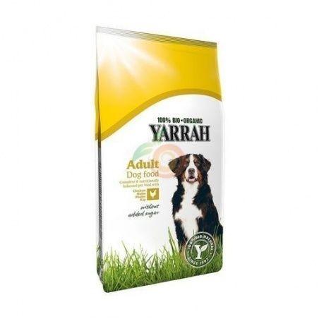 Pienso maiz y pollo para perros 15 kg yarrah