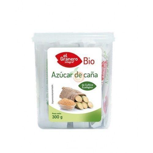 Azúcar de caña en sticks bio 30 g granero integral