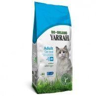Pienso de pescado para gatos 10 kg yarrah