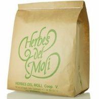 Hojas de te verde eco 1 kg herbes del molí