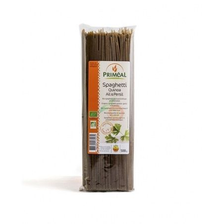 Spagueti quinua ajo perejil 500 gramos