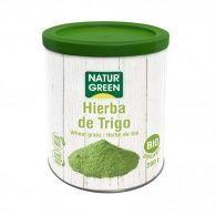 Hierba de trigo bio en bote 200 gramos naturgreen