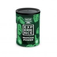 Experience matcha power bio 150 gramos naturgreen