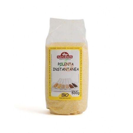 Polenta instantanea bio 500 gramos natursoy