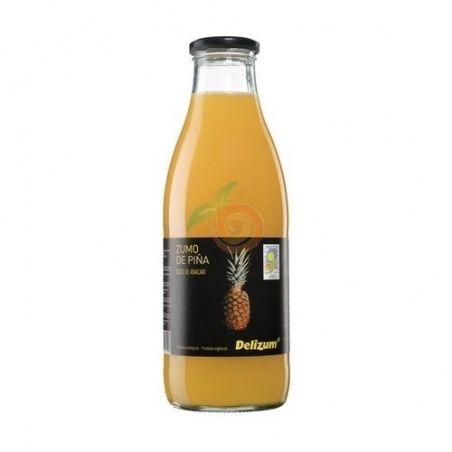Zumo piña bio 1 litro delizum