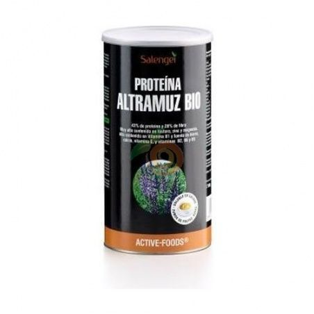 Proteina de altramuz bio 550 gramos salengei