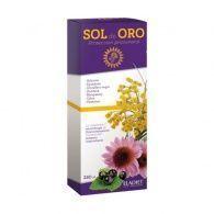 Sol de oro proteccion primaveral jarabe 250 ml eladiet
