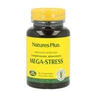 Mega stress 30 comprimidos nature's plus
