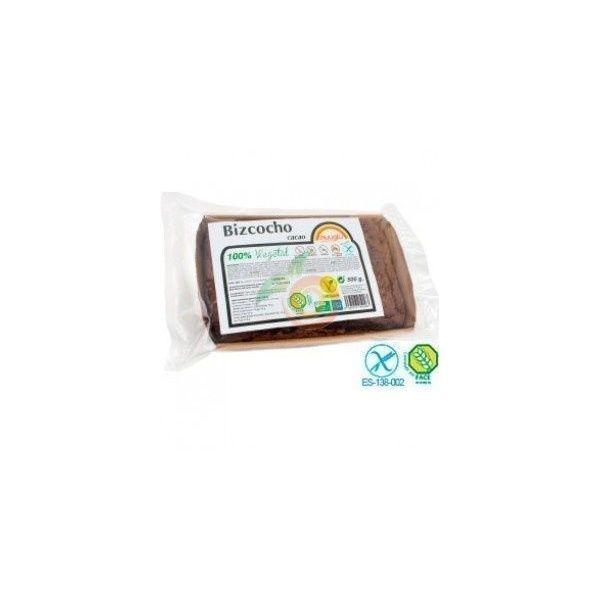 Bizcocho de cacao 500 gramos muuglu