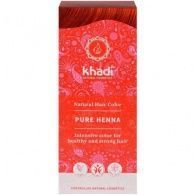 Tinte henna 100% pura 100 gramos khadi