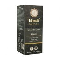 Tinte natural color negro 100 gramos khadi