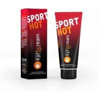 Sport hot crema preparadora efecto calor 120 ml kyrocream