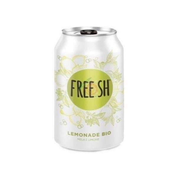 Refresco de limón 330 ml bio freesh
