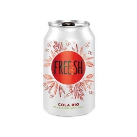 Refresco de cola 330 ml  bio freesh