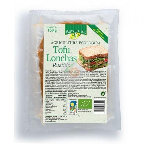 Tofu lonchas rustido eco 150 gramos hijas del sol