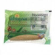 Salchicha frankfurt vegetal 230 gramos ahimsa