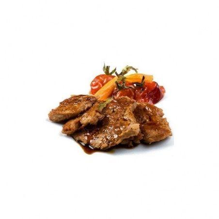 Bocados veganos deshidratados 250 gramos sanygran