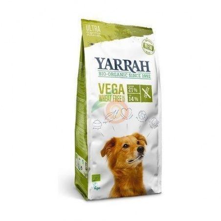 Pienso vegano sin trigo bio 2 kg yarrah