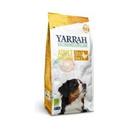 Pienso maiz y pollo para perros 2 kg yarrah