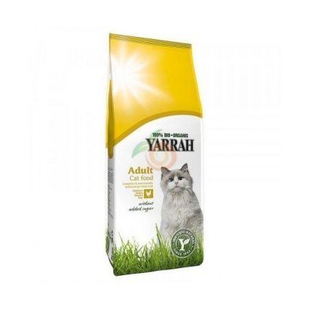 Pienso de pollo para gatos bio 800 gramos yarrah
