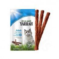 Barritas masticables para gatos bio yarrah