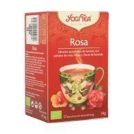 Rosa infusion yogi tea