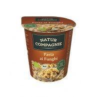 Sopa de pasta con setas bio 50 gramos natur compagnie