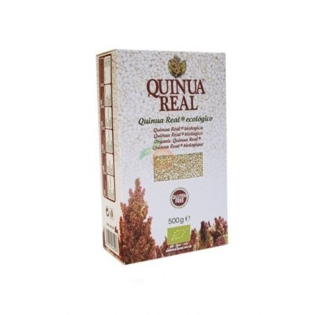 Quinoa real eco en grano 500 gramos quinua real