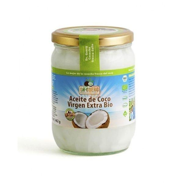 Aceite de coco alimentario bio 500 ml dr goerg