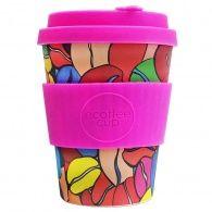 Vaso de bambú colour café 340 ml alternativa3
