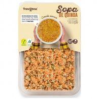 Sopa quinoa vegano 200 gramos trevijano