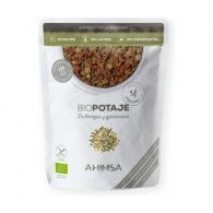 Potaje de lentejas y garbanzos bio 250 gramos ahimsa