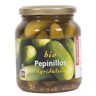 Pepinillos agridulces bio 350 gramos machandel