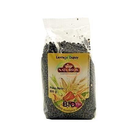 Lentejas verdes 500 gramos natursoy