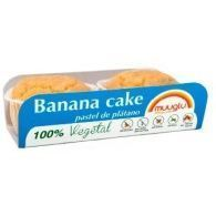 Muffins de banana 120 gramos muuglu