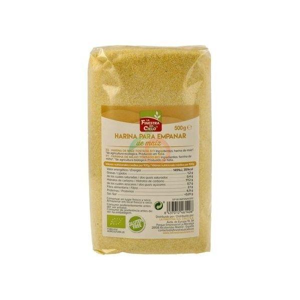 Harina de maiz para empanar 500 gramos la finestra