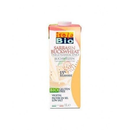 Bebida de trigo sarraceno bio 1 litro isola bio