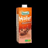 Bebida de avena chocolate con calcio biologica de natumi