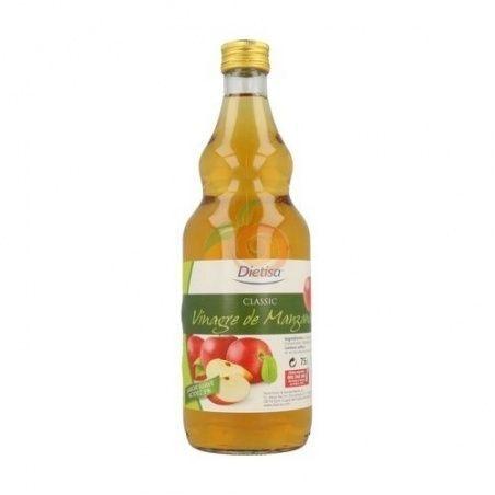 Vinagre de manzana 750 ml dietisa