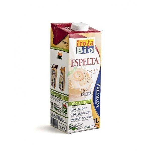 Bebida de espelta eco 1 litro isola bio