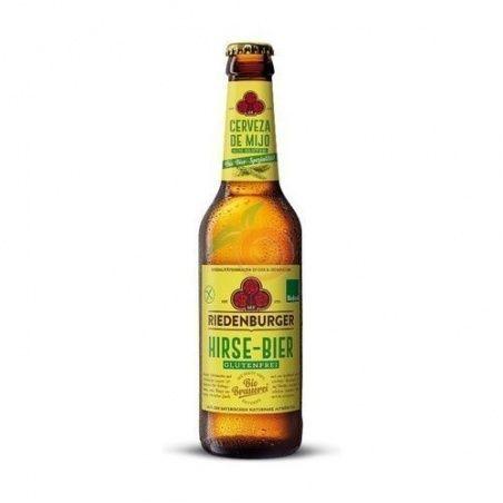 Cerveza sin gluten 33 cl riedenburger
