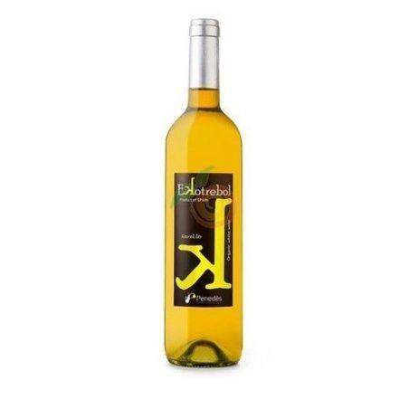 Vino blanco xarel.lo eco 750 ml ekotrebol