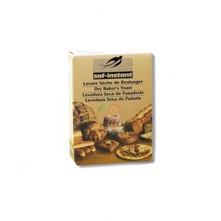 Levadura seca de panaderia 55 gramos granovita