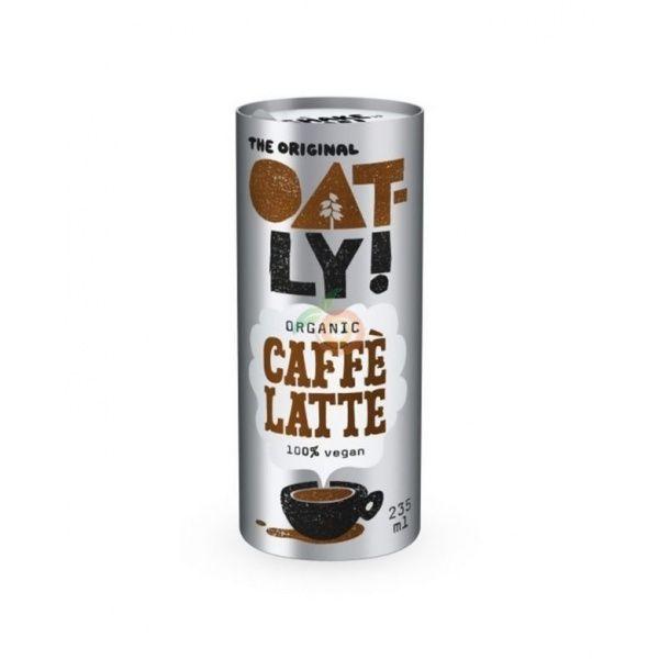 Bebida de avena con café y cacao mocha latte 235 ml oatly