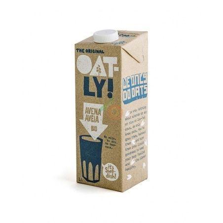 Bebida de avena biológica 1 litro oatly