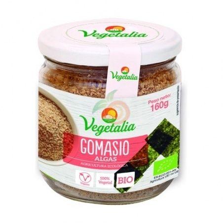 Gomasio con algas 160 gramos vegetalia - 1