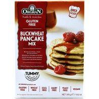 Mix para tortitas sin gluten orgran - 1