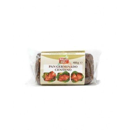 Pan germinado de centeno eco 400 gramos la finestra
